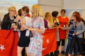 Alla lyckliga vinnare av Turkietresan i höst