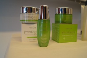 ecollagen day and night cream oriflame