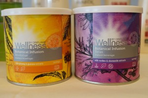 Herbal Infusion wellness by Oriflame