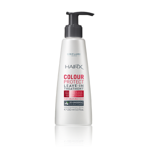 hair x colour protect leave in treatment oriflame 26677