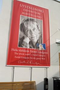 Utställning Hela världens Astrid