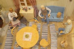 Hemma hos Emil i Lönneberga, i miniatyrformat
