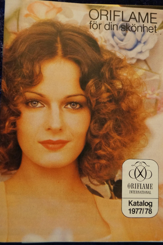 oriflame 1978 katalog