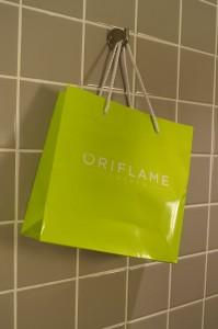 Grön goodiebag med spännande nyheter