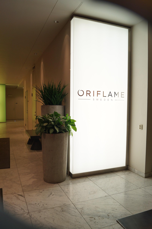 Oriflames logga