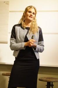 Anna af Jochnick, ger tips om karriär som skönhetskonsulent.