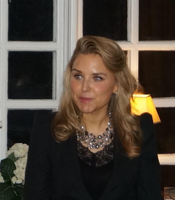 Jessica Andersson Tävling