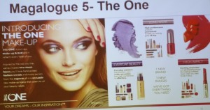 Introduktion till The One Oriflame