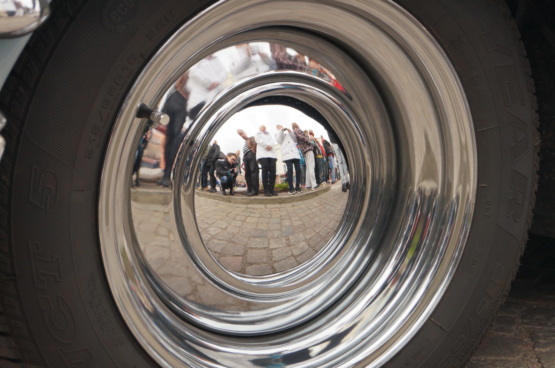 Blank spegling Foto Anneli Uusitalo Vackert Nu