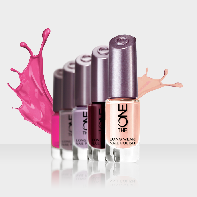 Nagellack The One Long Wear Nail Polish från Oriflame
