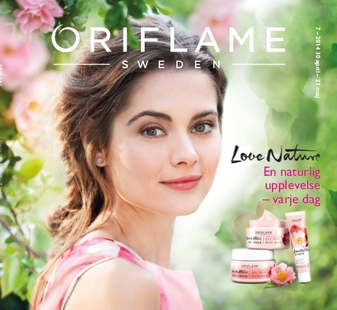 Oriflame katalog 7 2014