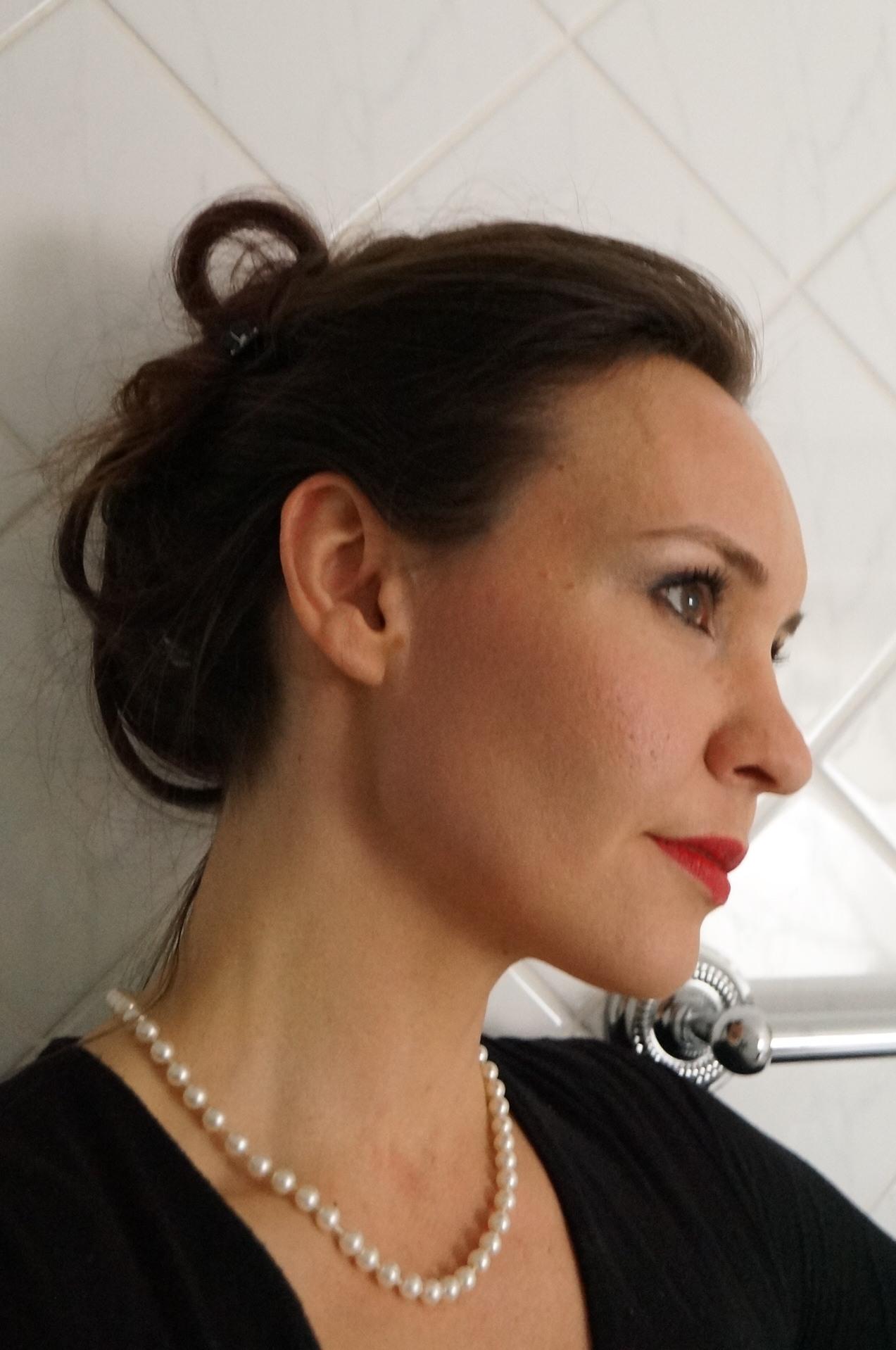 Röda läppar tips Foto: Anneli Uusitalo, Vackert Nu