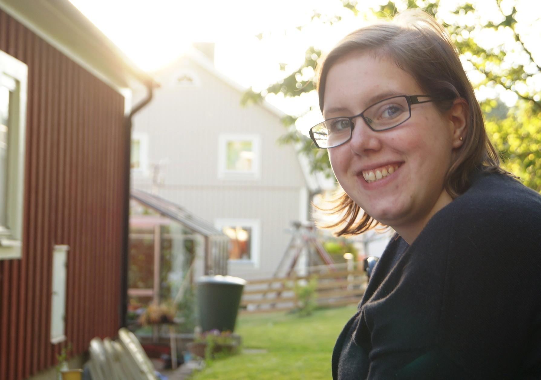 Emmelie Foto: Anneli Uusitalo Vackert Nu
