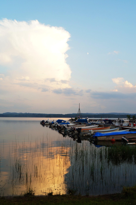 Båtplats. Foto: Anneli Uusitalo Vackert.Nu