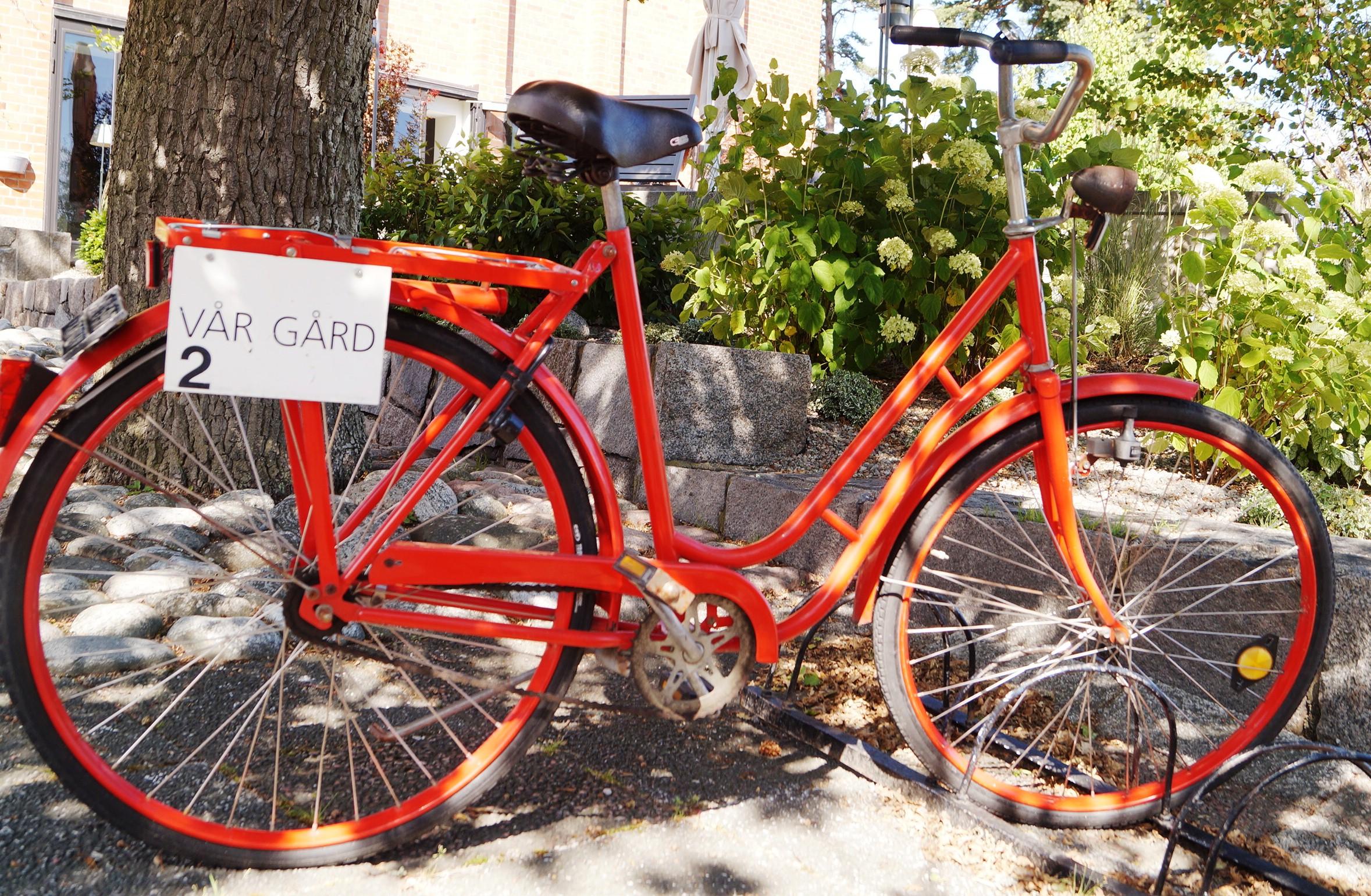 cykel  Foto Anneli Uusitalo Vackert Nu