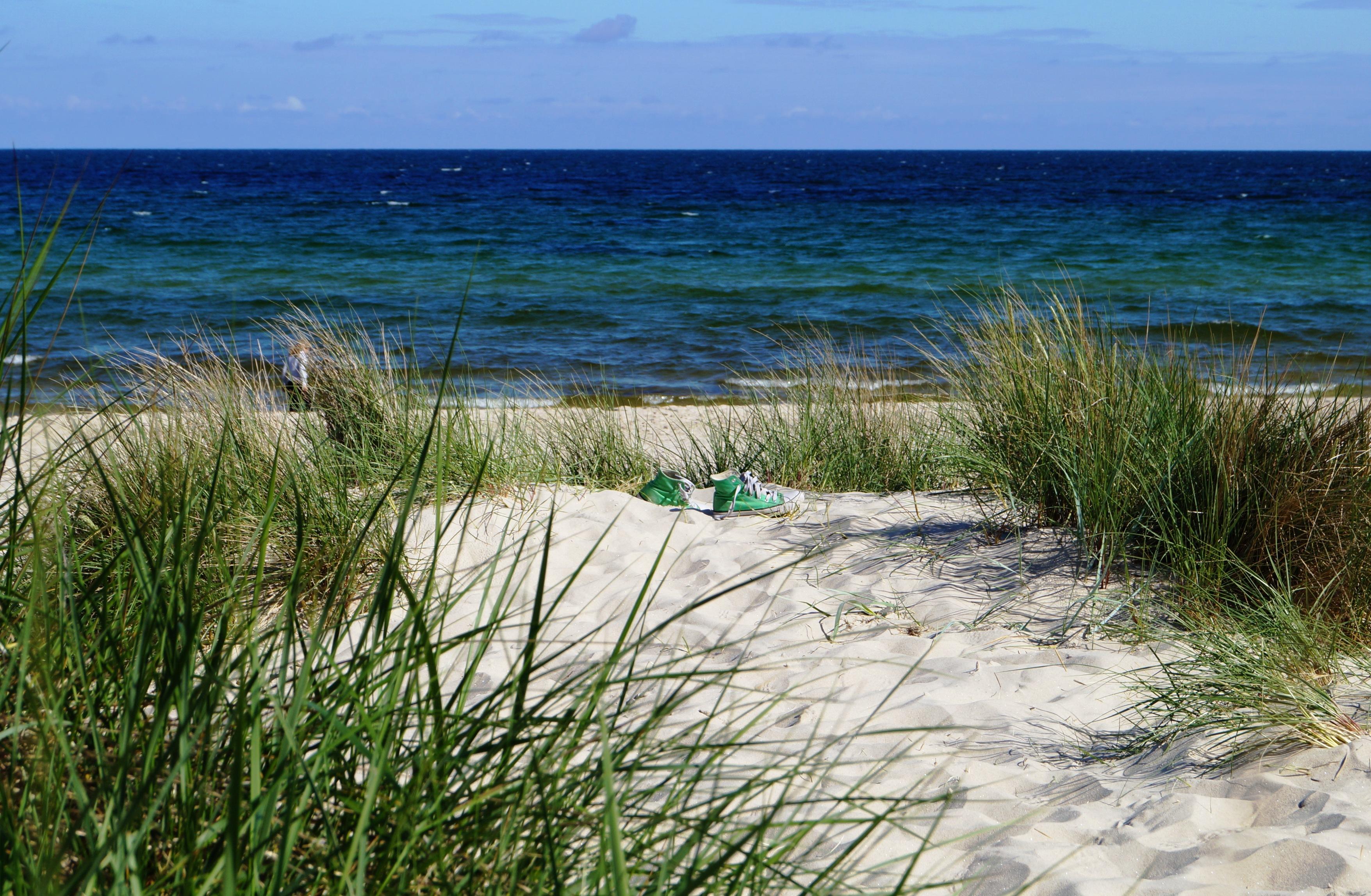 Strand. Foto Anneli Uusitalo, Vackert.Nu