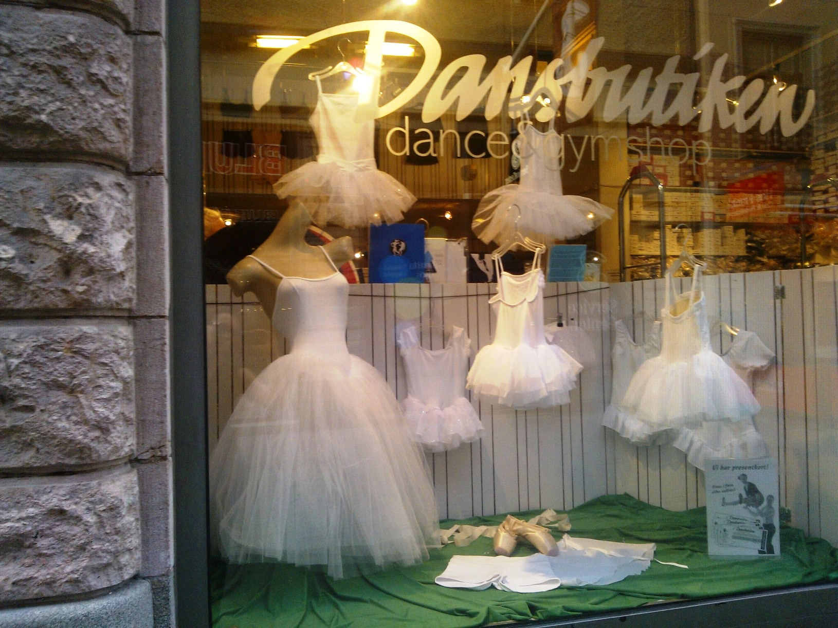 Dansbutiken dance & gymshop